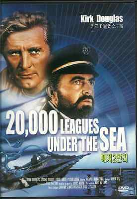 20 000 Leagues Under The Sea   New   Dvd
