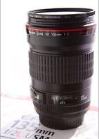 Canon 135 F/2L camera lens