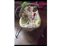Fisher price forest friends bouncer