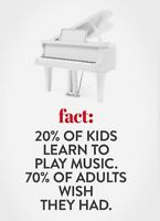 QUALIFIED, EXPERIENCED & PATIENT PIANO TEACHER AVAILABLE