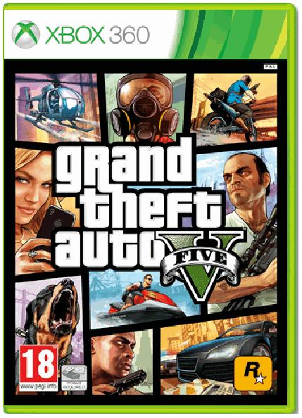 Galeria Xbox 360 - Grand Theft Auto V (GTA 5) **New & Sealed** Official UK Stock