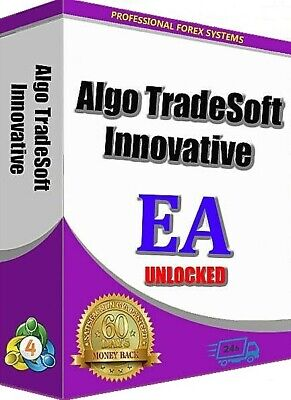 Algo TradeSoft Innovative Expert Advisor- FOREX - MT4