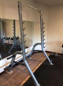 Hoist Half Rack / Squat Rack