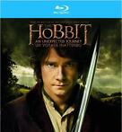 Hobbit - An unexpected journey op Blu-ray