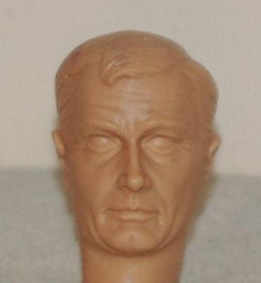 1 6 Scale Custom Man From Uncle Robert Vaughn Napoleon Solo Action Figure Head