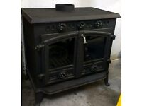 12KW Wood Burning Stove for sale. Never been used.