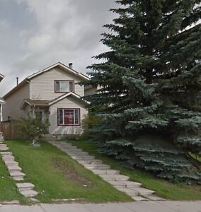 Two storey house for rent in NE Calgary