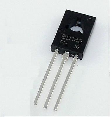 50pcs Bd139 Transistor Npn 80v 1.5a To-126 New
