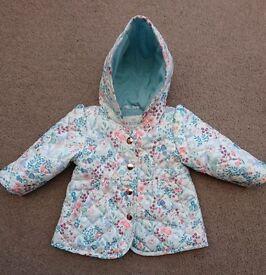 Baby girls summer coat 3-6 months (M&S)