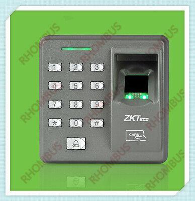 New Mini Biometric Fingerprint Door Access Controller Id Card Reader Password