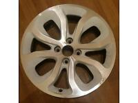 "Citroen c3 picasso 17"" alloy wheels 4x108"