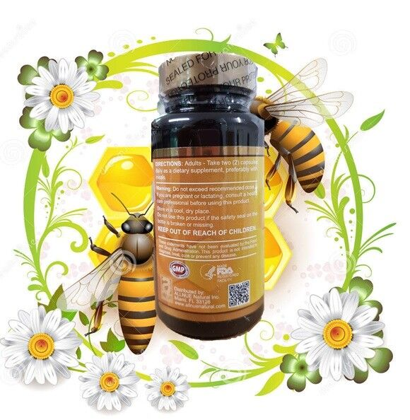 BIOBEE anti-inflamatory Extracts Arthritis Pain abeemed bio bee therapy NIB pain 1