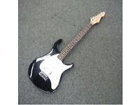 Electric guitar (Peavey Raptor exp)
