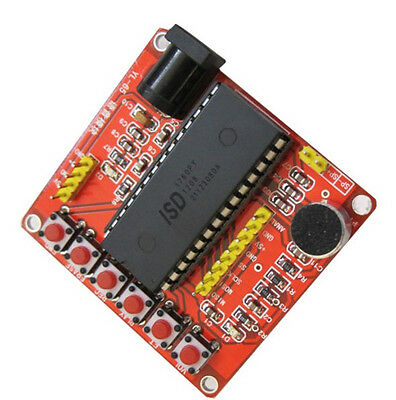 1pcs Isd1700 Series Voice Record Play Isd1760 Module For Avr Arduino Pic