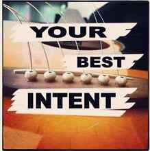 Your Best Intent - Mobile Recordings Sydney City Inner Sydney Preview