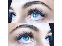 Luxury Semi-Permanent Eyelash Extensions