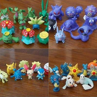 1pcs Wholesale Lots Mixed Pokemon Mini Pearl Figures Kids Children Toy HOT - Wholesale Pokemon