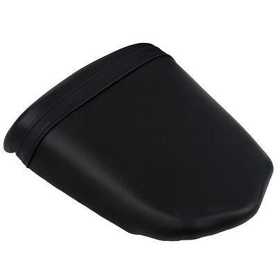 Black Rear Pillion Passenger Seat For 2004-2005 Suzuki GSXR 600 GSX-R 750 K4 05