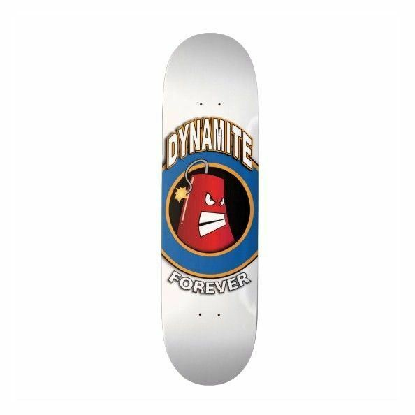 Dynamite Forever Skateboard Deck halloween with free grip and free post