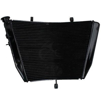 Aluminum Radiator Cooler Cooling Fit For Suzuki GSXR 600 GSX-R 750 2006-2010