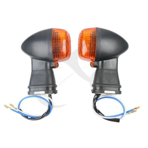 FOTABPYTI Turn Signal Light Turn Indicator Light Yellow for Kawasaki ZX750-H1 Ninja ZX-7 ZX7R 1989-2003 Kawasaki ZX750-H1