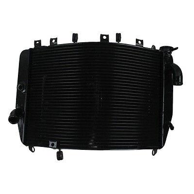Radiator Cooler Cooling Black For Kawasaki Ninja ZX-9R ZX900F 1998-2003 2001 02