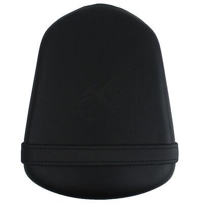 Black Rear Pillion Passenger Seat Fits For Suzuki GSXR600 GSXR750 2006 2007 New