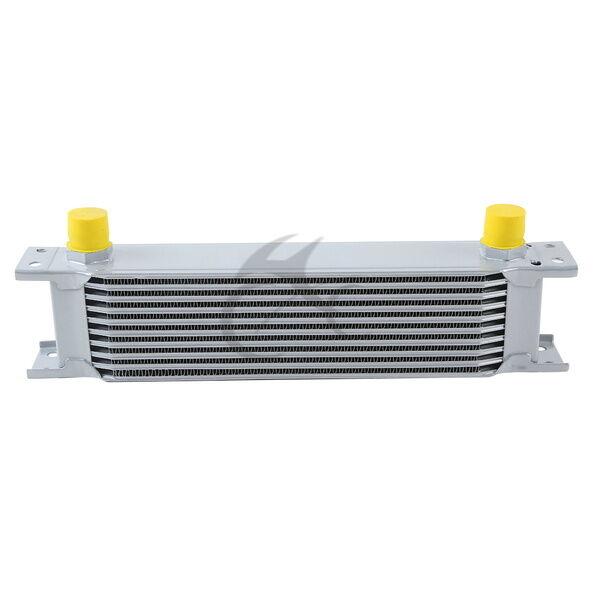 Racing Transmission Fluid Cooler : Racing oil cooler ebay