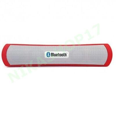 CASSA SPEAKER Bluetooth 2.1 Tf Aux USB Altavoz Celular Ipod Smartphone Tablet