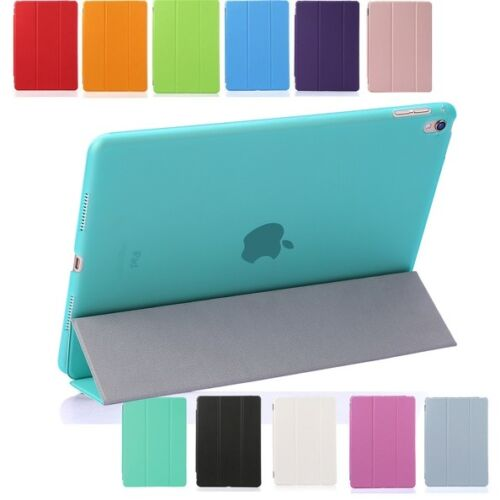 Smart Cover Leather Case Magnetic Stand For iPad 2/3/4 2018 9.7