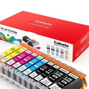 GALADA Ink cartridges (for Canon Pixma printers)