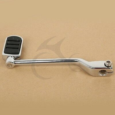 Rear Heel Shift Lever w/ Shifter Peg For Harley Touring Electra Glide Road King
