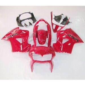 Red ABS Plastic Fairing Cowl Bodywork For Honda VFR800 VFR 800 1998-2001 99 2000