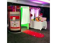 Photobooths, Candyfloss machines and Chocolate fountain hire