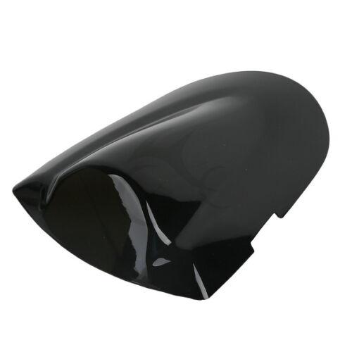 Rear Seat Cover Cowl Fairing for Suzuki GSXR 600 750 K6 2006 2007 Black