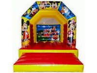 Mickey Mouse Bouncy Castle For Sale
