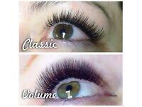 Bespoke Eyelash Extensions from £32