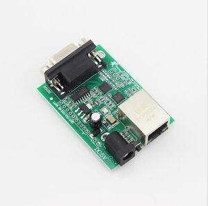 Q00222 1 Piece USR-TCP232-302-pcba Serial RS232 to Ethernet TCP/IP Module HTTPD