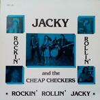 LP gebruikt - Jacky And The Cheap Checkers - Rockin' Rolli..
