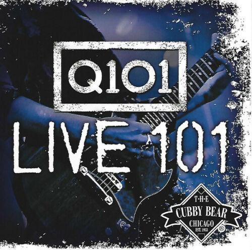 Q101 Live 101 CD