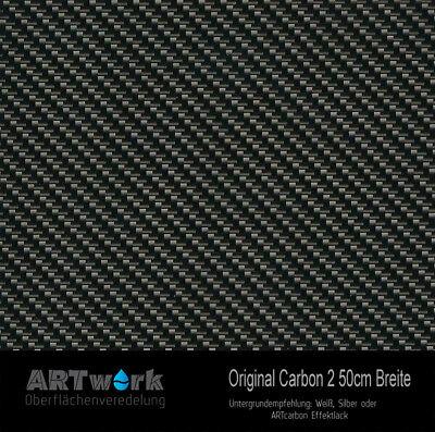 Wassertransferdruck Folie WTD Starterset 2m Original Carbon 2 + Aktivator