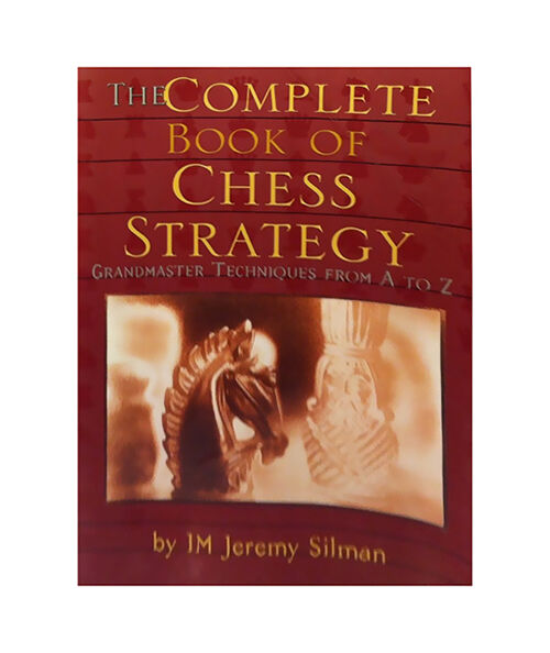 Top 10 books to learn how to play chess ebay the complete book of chess strategy fandeluxe PDF