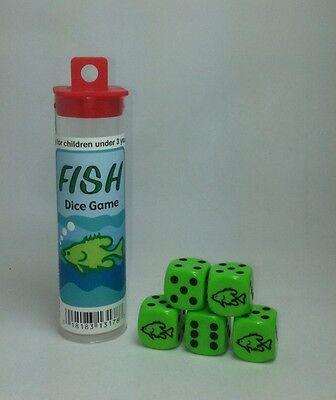 Fish Dice Game