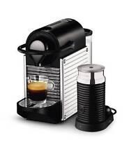 Breville Nespresso Pixie Bundle - Titan BNIB $200 firm Daceyville Botany Bay Area Preview