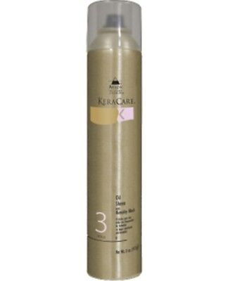 KeraCare Oil Sheen Spray 408ml with Humidity Block