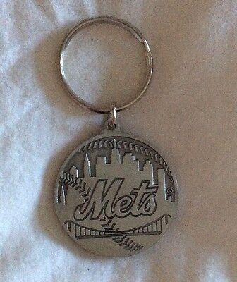 2 New York Mets Citi Field Ceremonial Groundbreaking Keychains November 13, 2006