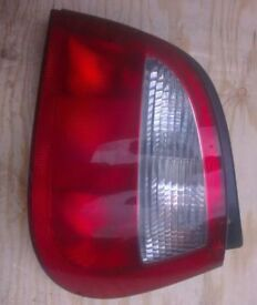 Renault Megane O/S Rear Light (2001)
