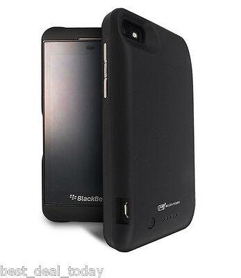 Mugen Power Extended Life Battery Extender Pack 3000mAh For Blackberry Z10 (Extend Battery Life Blackberry)
