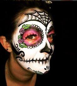 Professional Halloween Makeup / Face Paint