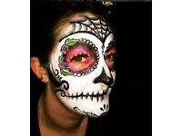 Professional Halloween Makeup / Face Paint
